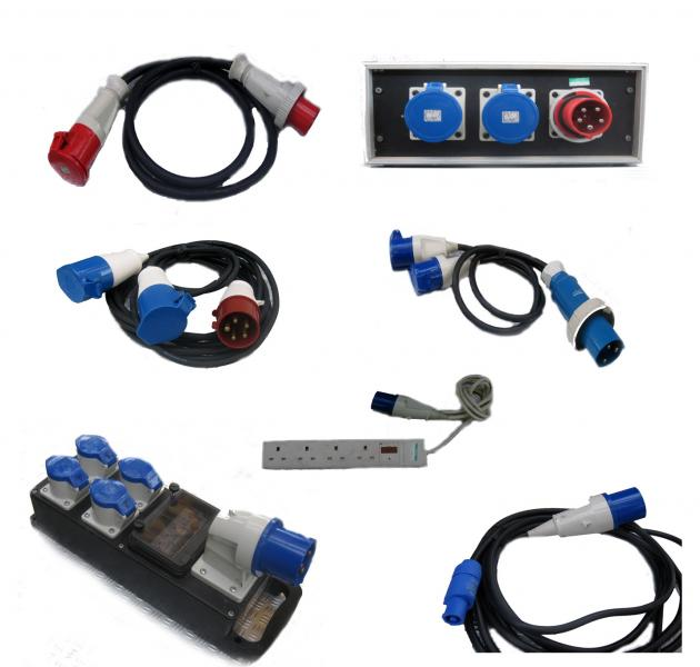 3phase Power Kit Small Build A Hire System Langley